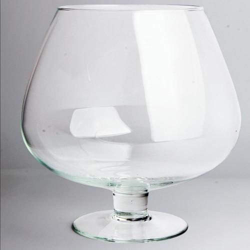 Круглая ваза 8 л. (аквариум, флорариум, террариум)