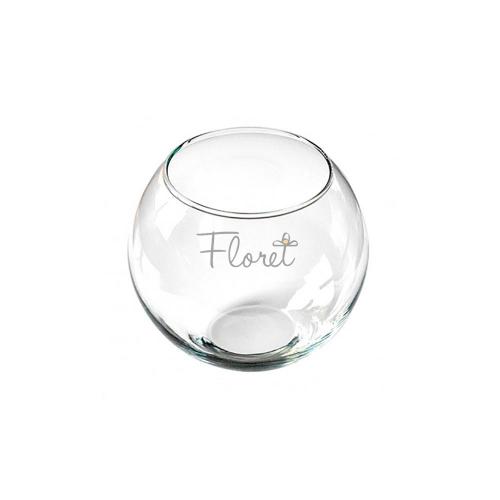 Кругла ваза (акваріум, флораріум, тераріум)