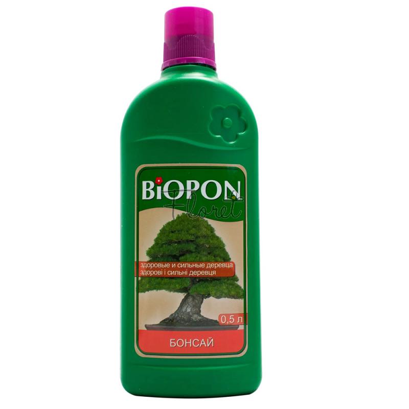 Добриво BIOPON для Бонсай 500 мл