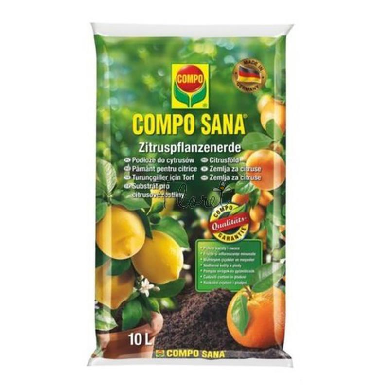 Торфсмесь Compo Sana 10 л.